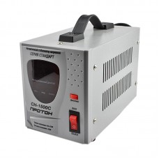 Стабилизатор напряжения Протон СН-1500 С