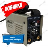 Инверторный сварочный аппарат ЛУЧ-профи MMA-300MINI