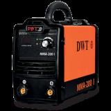 Инверторный сварочный аппарат DWT MMA-200 I