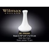 Wilmax Ваза 15x7см WL-996000