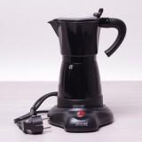Кофеварка алюминиевая гейзерная электрическая 300 мл Kamille 2600