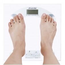 Весы напольные 28 х 28 х 3.2 см Kamille 7112