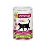 Витаминно-минеральный комплекс Vitomax для зубов и костей котов с кальцием и фосфором 300 таблеток (200084)