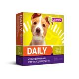 Мультиватаминный комплекс Vitomax Daily для щенков до 1-го года 100 таблеток (201661)