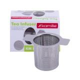 Ситечко-фильтр для чая 10х6.5 см Kamille 8841